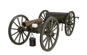 12-pounder Mountain Howitzer